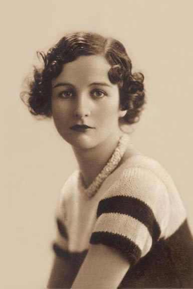 Nancy MItford Portrait